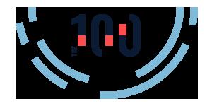 the100 logo